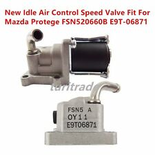 New Idle Air Control Speed Valve Fit For Mazda Protege FSN520660B E9T-06871 US