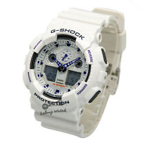 -Casio G-Shock GA100A-7A Watch Brand New & 100% Authentic