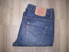 RARITÄT Levis 507 (0474) Bootcut Jeans W31 L34 GUTER ZUSTAND NV512