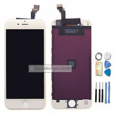 For White iPhone 6 4.7'' LCD Digitizer Touch Screen   Replacement Assembly UK