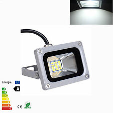 10W 800LM DC 12V High Power Pure White LED Wash Light Floodlight Waterproof