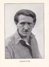 Heinrich Lersch-pour 1925-ouvriers poète