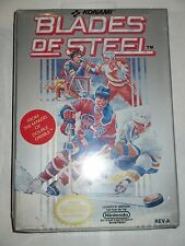 Blades of Steel (NES) Nintendo NEW Factory Sealed #2 Great