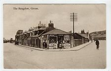 THE BUNGALOW, GIRVAN: Ayrshire postcard (C13566)