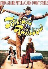 FINIAN'S RAINBOW FRED ASTAIRE PETULA CLARK DVD