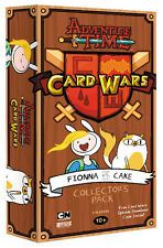 Adventure Time Card Wars: Fionna VS Cake Collector's Pack #6 CZE 02117
