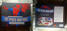The Spider-Man Vault : Museum-In-A-Book Art Memorabilia collection! NEW (Sealed)