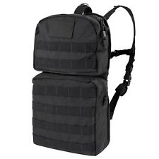 Condor HCB2 BLACK MOLLE Hydration Carrier Backpack w/2.5L Bladder Included