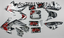 3M Decals Emblems Stickers Graphics CRF50 SSR SDG DHZ Thumpstar pit dirt Bike #7