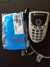 Motorola HMN4079C Enhanced Keypad Microphone for XTL5000 APX6500 DTMF