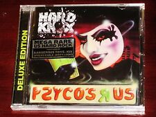 Hard Knox: Psycho's R Us - Deluxe Edition CD 2016 Bonus Tracks Divebomb Recs NEW