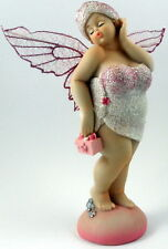 Fun Home Decor Gift - BUXOM FAIRY STANDING FIGURINE - Brand New