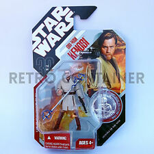 STAR WARS Kenner Hasbro Action Figure - 30TH ANNIVERSARY - Obi Wan Kenobi
