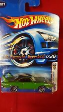 Vintage Hot Wheels Collectible '70 Plymouth Superbird 2006 First Editions #001