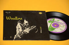 PHIL WOODS QUARTET EP WOODLORE TOP JAZZ ORIG SWEDEN 1957 EX STROPLLING WITH PAM