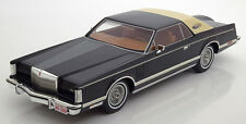 1978 Lincoln Continental Mark 5 Coupe Black/Creme by BoS Models LE of 1000 1/18