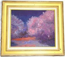 LISTED AMERICAN ARTIST T. SEAN GRIFFIN FINE ORIGINAL IMPRESSIONISM OIL PAINTING