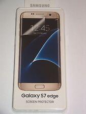 Originale Samsung Galaxy S7 Bordo G935F 2 Pezzi Pellicola protezione display