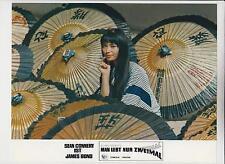 MAN LEBT NUR ZWEIMAL (Kinoaushangfoto '67) - SEAN CONNERY / JAMES BOND