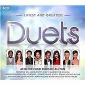 Various - Latest & Greatest Duets (2013)  3CD Box Set  NEW  SPEEDYPOST