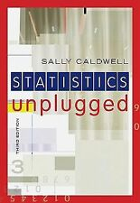 Statistics Unplugged by Caldwell, Sally
