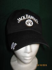 Jack Daniels Old No.7 Ball Cap-One Size Fits Most-NEW Unisex ADULT + Shot Glass
