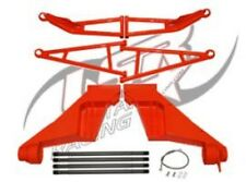 Lonestar Racing +4 Mts Suspension A-arms & Axles Kit Can-am Commander 800xt