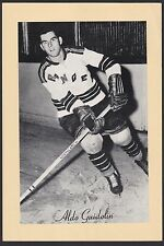 1945-1964 Beehive Group II 2 Hockey Aldo Guidolin New York Rangers High Grade