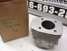 Arctic Cat 440 431cc Fan-Cooled Snowmobile Engine NEW Reman. Cylinder Z 440 Jag