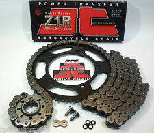 SUZUKI DL1000 V-Strom '02/12 JT Z1R X-Ring PREMIUM 520 CHAIN AND SPROCKETS KIT