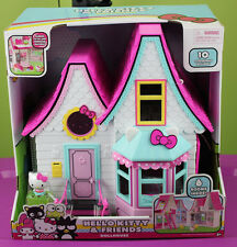 Hello Kitty & Friends Doll House Brand New in Box