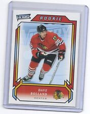 06-07 2006-07 UPPER DECK VICTORY DAVE BOLLAND UPDATE ROOKIE RC 318 BLACKHAWKS