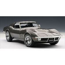 Chevy Corvette 1970 Laguna Grey Limited Edition