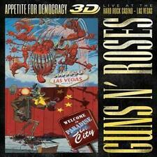 Appetite For Democracy: Live (Ltd.Blu-ray+2CD-Boxset) von Guns N. Roses (2014)