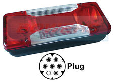 COBO O/E IVECO DAILY TIPPER 2006 -  REAR TAIL LIGHT LAMP UNIT LEFT HAND NEARSIDE
