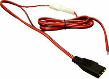 CB RADIO POWER LEAD 3 PIN PRESIDENT AUDIOLINE COBRA