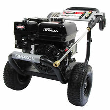 Simpson PowerShot Professional 3200 PSI (Gas-Cold Water) Pressure Washer w/ H...