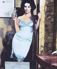 ELIZABETH TAYLOR  Giant BUtterfield 8 Cleopatra Raintree County 8 X 10 PHOTO 1