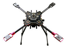 HMF U580 Umbrella Folding Quadcopter Frame Kit with Landing gear