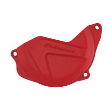 Polisport embrayage Couvercle Cover de protection rouge Honda CRF CR-F 450 2010-2016 2015