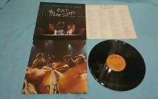 Neil Young & Crazy Horse Rust Never Sleeps 1979 made in Italy lp 33 giri usato
