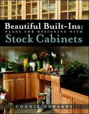 Beautiful Built-ins:  Plans for Designing with Stock Cabinets-ExLibrary