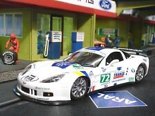 NSR CORVETTE C6R in 1:32 auch für Carrera Evolution    801181AW