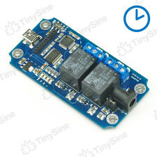 TOSR02 Channel USB/Wireless Timer Relay(Xbee/Bluetooth/WIFI)+cell phone control