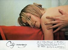SEXY LISE DANVERS CONTES IMMORAUX 1974 VINTAGE LOBBY CARD #19 WALERIAN BOROWCZYK