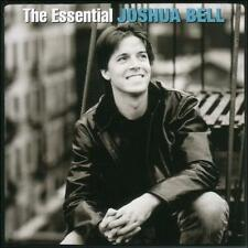 The Essential Joshua Bell [Sony] (CD, Apr-2007, 2 Discs, Sony Classical)
