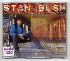 Stan Bush Maxi-CD never wanted to caso - 2-Track CD-melodic rock AOR