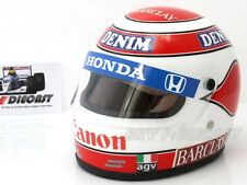 1/2 Scale Helmet Nelson Piquet Williams Honda FW11B F1 1987 3 x World Champion