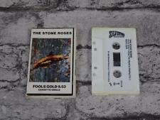 THE STONE ROSES-Fools Gold 9.53 /Cassette Album Tape/USA 1990/Carded Single/2951