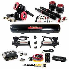 AirLift Performance Air Bag Suspension Compressor VU4 Tank SwitchSpeed BMW 3XX